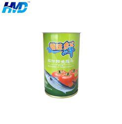 Vider le café de l'étain peut les fabricants d'emballage alimentaire de gros de boissons