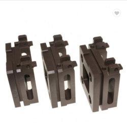 La Chine de gros de pièces de rechange sur le fil de découpe de précision EDM Centre d'usinage usinage CNC pour l'ALUMINIUM Partie POM