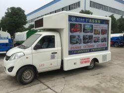 Chengli mais barato de vidro do rolete da tela LED de caminhão para publicidade exterior