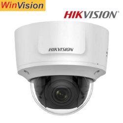 CCTV protetto contro le esplosioni dell'interno Ds-2CD2785fwd-Izs della macchina fotografica del IP dell'obiettivo motorizzato HD della cupola 8MP 4K di Hikvision