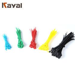 Новый выпуск продукции Самозажимных нейлоновые кабельной стяжки