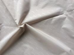 浮彫りにされたデザインの袋のライニングファブリック