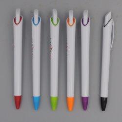 Fördernde Geschenk-Schule-Briefpapier-Kugelschreiber mit farbiger Spitze
