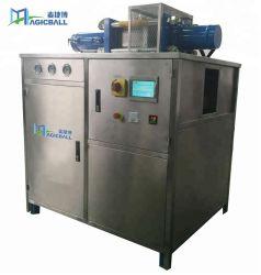 Bloc de glace carbonique Ygbj-100-1 Making Machine de l'équipement de la glace sèche cc