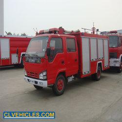 Isuzu Feuerbekämpfung-Gerät 600p 4000 Liter-Schaumgummi-Becken-Feuerbekämpfung-LKW