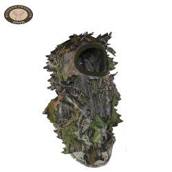 Venta caliente Accesorios para Caza - Caza Hat - Turquía - caza Caza Mask - Mascarilla de camuflaje - 3D frondoso Balaclava Airsoft Paintball