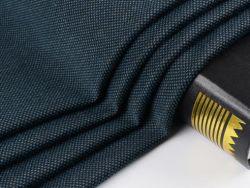 Cheap plaine personnalisé teints T/R JACQUARD Tissu tricoté Dobby roms de conception pour les vêtements de sport