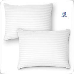 Cuscino a strisce bianco standard del poliestere per l'assestamento dell'hotel