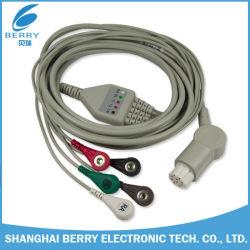 Compre 10 para ECG de 1 cabo de paciente Fukuda Denshi/Bionet/Comen/A Biocare CABO ECG