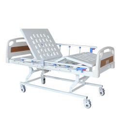 Quatre fonctions Electric Élevée Faible utilisation de l'hôpital lit médical pour le patient