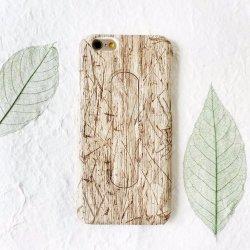 Banheira de venda de acessórios para telemóvel Móvel Caso Telefone de madeira para iPhone