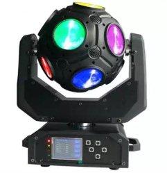 12*12W 4en1 LED coloré le plus récent du faisceau de la magie du football club de nuit de la tête mobile Disco stade lumière