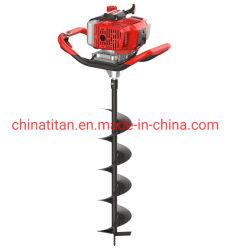 52cc de la taladradora de gasolina con 100mm, 150mm, simulacros de 200mm (TT-GD520)