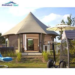 خيمة فخمة عائلية مظلة فندق ذات هيكل غشائي بأسعار معقولة