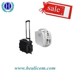 Hôpital médical de l'utilisation d'accueil de l'équipement Jay-1 concentrateur d'Oxygène Portable Mini