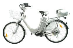 スチールフレーム付き 250W 電気バイク自転車