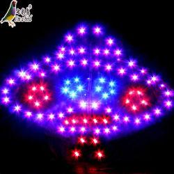 Groothandel LED Night UFO Kite Electrical Toy voor volwassenen en Kinderen