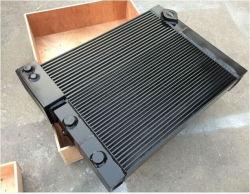 Resfriador de Óleo do Ar hidráulico para escavadeira Compressor do radiador do resfriador de óleo