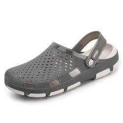 Commerce de gros bon marché Stock sandales Jardin de l'été EVA Hommes Chaussures de sabot