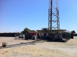 El clima de alta eficiencia de la unidad de control de Telecom Estación base
