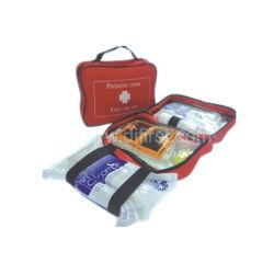 Casa de bolsa de médicos al aire libre Car Kit de primeros auxilios para situaciones de emergencia