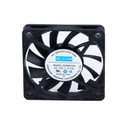 D - вентилятор 60мм автоматической вентиляции промышленных с низким уровнем шума вентилятора Центробежный вентилятор DC осевой вентилятор системы охлаждения