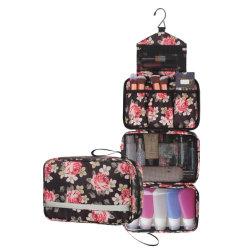 Букет из роз план поездки и туалетные принадлежности мешок косметический мешок для женщин