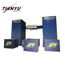 Commerce de gros 10FT X 7.5FT seul côté Stand rétroéclairé