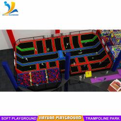 Популярные батут для взрослых и детей игровая площадка для установки внутри помещений