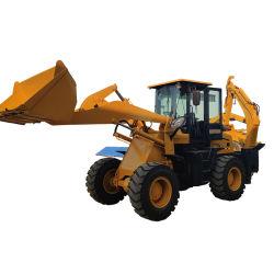 Buen precio Zy-70 Jyl619E Pala excavadora Excavadora de ruedas de 20 ton.