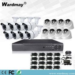Heet verkoop de Goedkope 16CH Uitrustingen DVR van het Alarm HD van het Toezicht van de Veiligheid van het 1.0MP720p Huis Video van de Leveranciers van de Camera's van kabeltelevisie