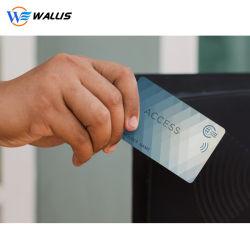 Accesso con serratura di sicurezza RFID in PVC a basso costo Scheda di controllo per il sistema di controllo degli accessi RF per le schede a chiave per hotel In PVC/PC/PET/PETG