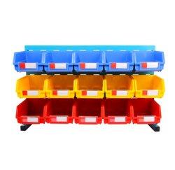Comercial de acero de colgar el depósito de almacenamiento del sistema estantes Rack