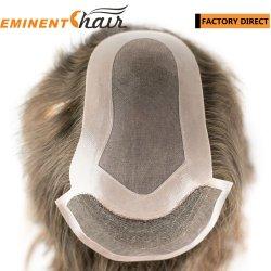 HotSALE Natural effect Lace Front Mono Virgin Hair Women Hair Stuk