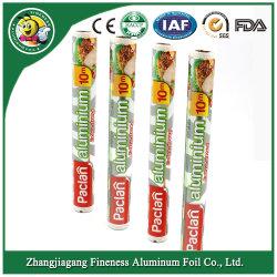 Nuevos Productos con buena calidad de 8011La comida el papel de aluminio/rollo