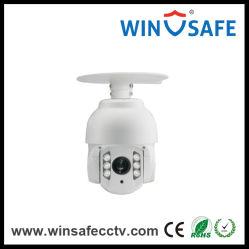 Camera PTZ van de Camera van de Koepel van de hoge snelheid de Mini Infrarode Lichte