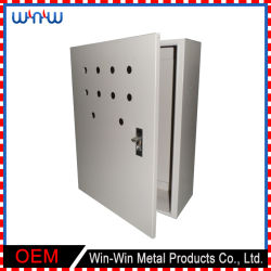 Caixa de junção impermeável ao ar livre feita sob encomenda do interruptor do aço inoxidável do metal