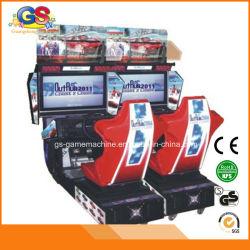 De goedkope het Rennen VideoMachines van de Apparatuur van de Spelen van de Arcade van de Auto Drijf voor Verkoop