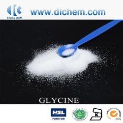La glycine dans le grade pharmaceutique No CAS 56-40-6