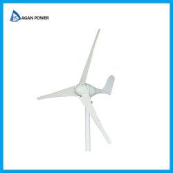 Facile à installer un faible bruit génératrice éolienne génératrice éolienne d'accueil