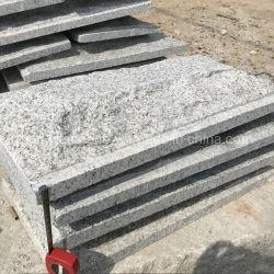 Pietra decorativa del rivestimento della parete di figura del fungo della pietra del rivestimento della parete del granito G603