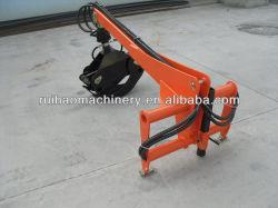 ATV Skidder Log de alagem acessório carregador para o Trator