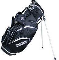 Logo personnalisé de haute qualité en nylon de PU nouveau sac de golf de marque du statif