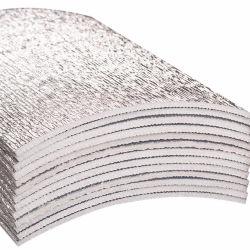 Polystyren-Schaumgummi-zugrunde gelegene thermische Isolierung für lamellenförmig angeordneten sich hin- und herbewegenden Fußboden