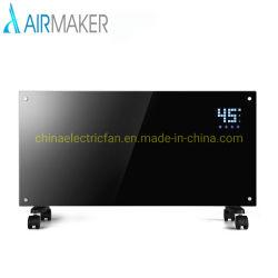 Настенный электрический конвектор стеклянная панель подогрева