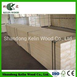 China Fornecedores Pine Scaffold LVL Plank Temporizador de construção de madeira