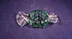 Candy-Shape-Kerzenhalter aus Glas oder Trinket-Halter