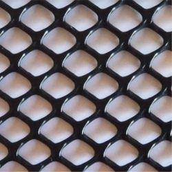 Farbiger PP/PE/HDPE Leinwandbindung-Plastikmaschendraht