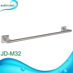 Gli accessori della stanza da bagno dell'acciaio inossidabile di disegno di Europen hanno spazzolato la barra di tovagliolo