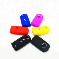 Custom Design Car Key en kleurrijke siliconen hoes